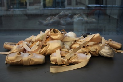Top Tip #2 – Maintaining Pointe Shoes