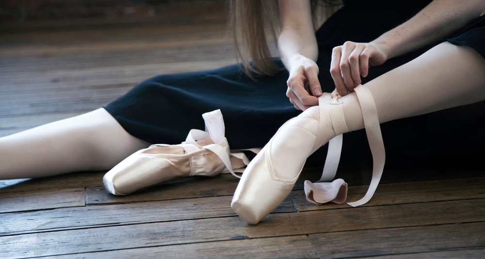 Top Tip #12 – Switching Pointe Shoes