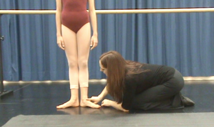 Part 2 – Pre Pointe Assessment