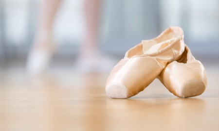 Part 3 – Mimi's First Pointe Shoes