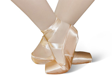 Top Tip #18 – Working in Demi-Pointe Shoes