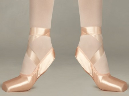 Part 1 – Stage One in Demi-Pointe Shoes