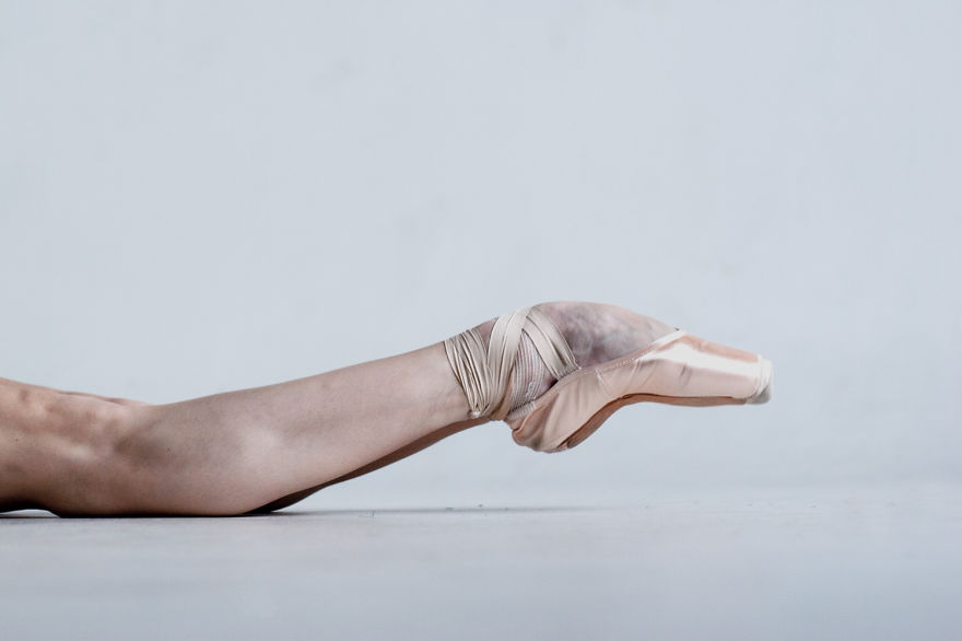 Top Tip #15 – Making Pointe Shoes Last