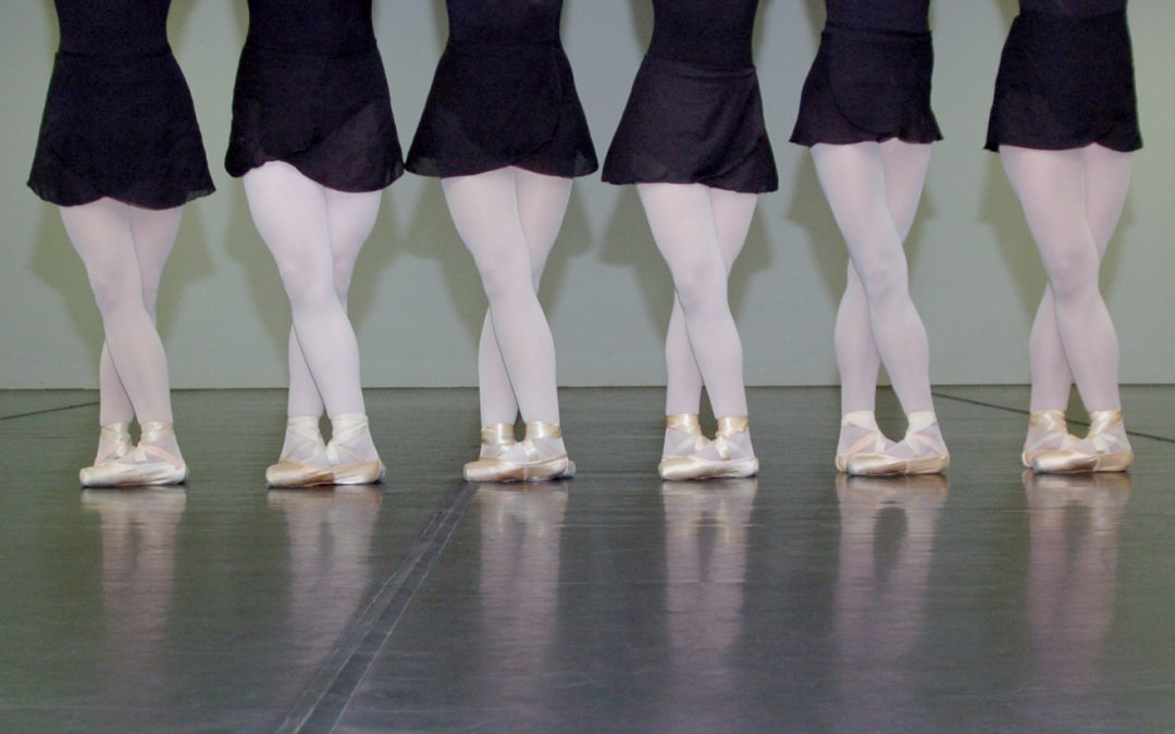 How to improve 5th position in ballet