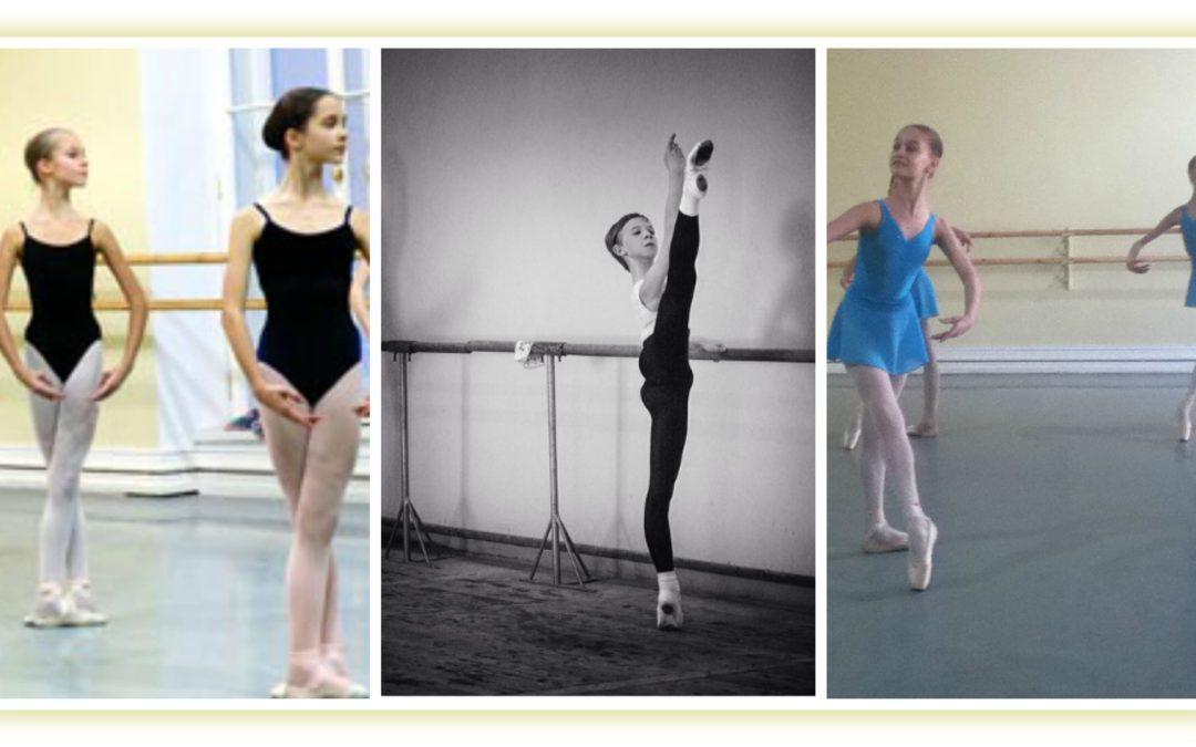 Correct Ballet Alignments