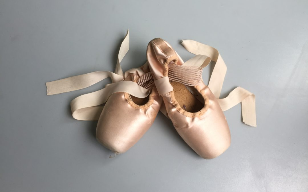 How to Tie & Untie Pointe Shoes