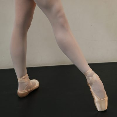 What is the best beginner pointe shoe?